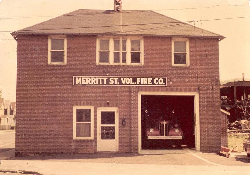 Merritt Street Station 6 - 1969 (Photo by Ed Doiron)