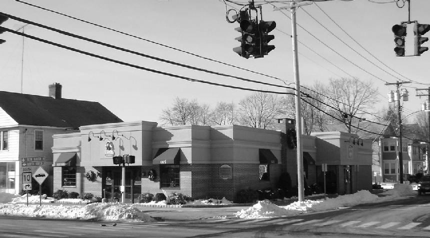 Reilly's was back in business in their new building by Christmas Day of 1965.  Reilly's closed in 1991 and now houses the equally popular Eli's on Whitney restaurant.